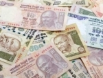 Cash recovered from a hotel in Assam's Nagaon district