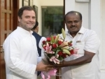 Don't make controversial comments, we are on verge to form next govt: Kumaraswamy urges Congress-JDS