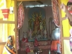 Puja celebrated at the 170-year-old Durga temple along Indo-Bangladesh border