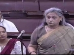 Late but right step came: Jaya Bachchan on Hyderabad Police encounter