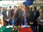 India-Pakistan sign agreement on Kartarpur Corridor