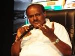 Kumaraswamy threatens to quit after Cong MLA refers to Siddaramaiah as K'taka CM