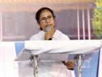 Mamata Banerjee gives personal Rs. 1 lakh to Kolkata Press Club on Platinum Jubilee celebration