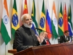 BRICS Business Council created a roadmap to achieve $ 500 billion Intra-BRICS trade target by the next summit: PM Modi