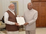 President Kovind appoints Narendra Modi as Prime Minister