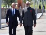PM Modi holds bilateral talks with Russian President Putin