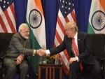 Great things are in store for the US-India partnership: Donald Trump tweets congratulating Narendra Modi