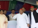Arch-rivals Mulayam, Mayawati share political stage in Uttar Pradesh