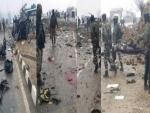 Kashmir terror attack: 20 CRPF jawans die; PM Modi condemns