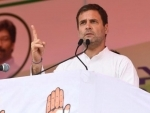 Rahul Gandhi touches 10M followers on Twitter, to celebrate 'milestone' in Amethi