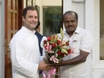 Will support Rahul Gandhi as PM candidate: Karnataka CM Kumaraswamy
