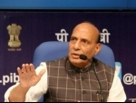 Rajnath: Will have to abolish Art 370, 35A if anyone demands separate PM for J&K