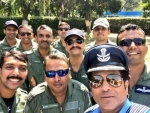Sachin Tendulkar thanks soldiers for protecting the country on 87th Air Force day