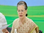 We will fight every battle with grit and determination, collectively turn the tide: Sonia Gandhi