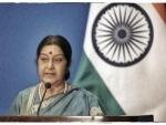 Assam BJP pays tribute to Sushma Swaraj, cancels membership drive