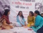 Swati Maliwal says fast unto death to continue after Delhi Police stops protests at Jantar Mantar