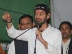 Tej Pratap Yadav quits as RJD student wing president