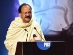 Development and welfare must go hand-in-hand: Vice President Naidu