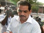 Robert Vadra leaves ED office after 5 hours, to return for questioning tomorrow