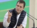Rahul Gandhi to contest LS polls from Kerala's Wayanad besides Amethi
