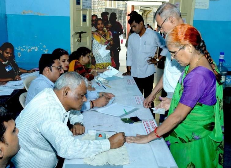 66.30% voter turnout recorded in Assam's four seats till 5 pm