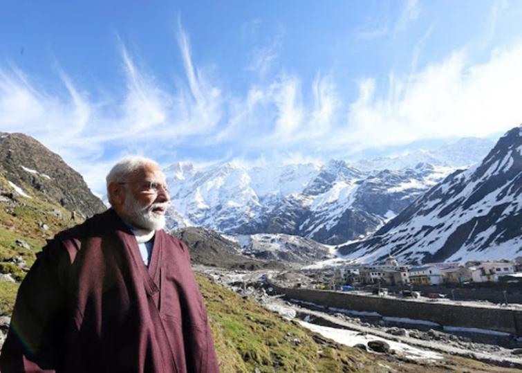 Narendra Modi: A timeline of his political career