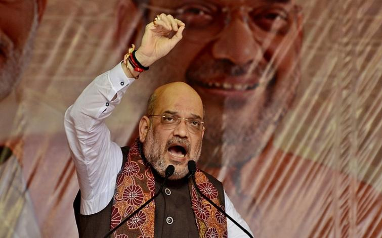 Amit Shah to table Jammu and Kashmir reservation bill in parliament today