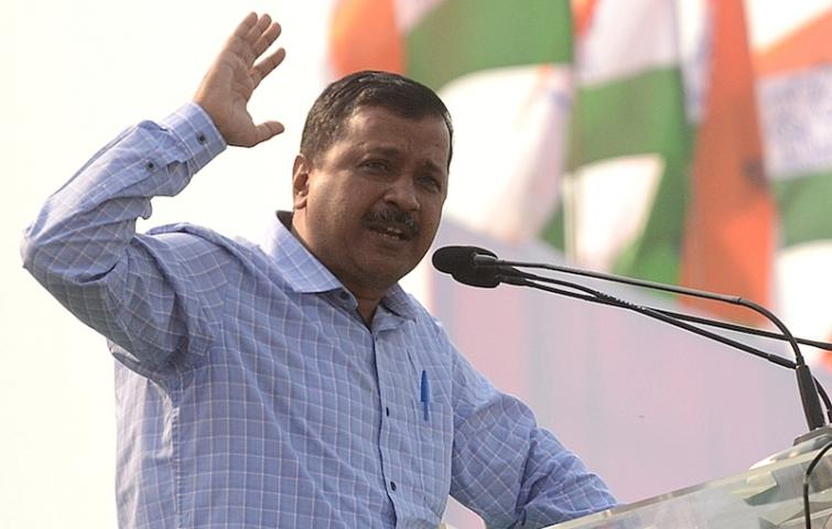Congress condemns attack on Arvind Kejriwal
