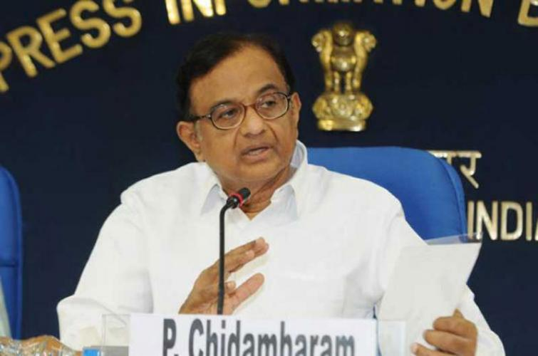 INX Media case: CBI team visits P Chidambaram's Delhi residence