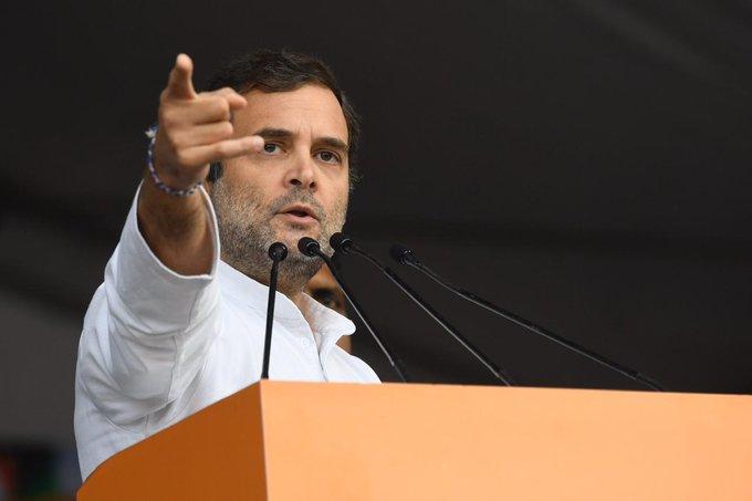BJP lashes out at Rahul Gandhi for his 'Savarkar' barb, says his name should be 'Rahul Jinnah'