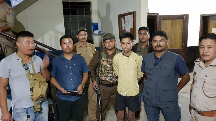 Rhino horn dealer-poacher arrested from Dimapur