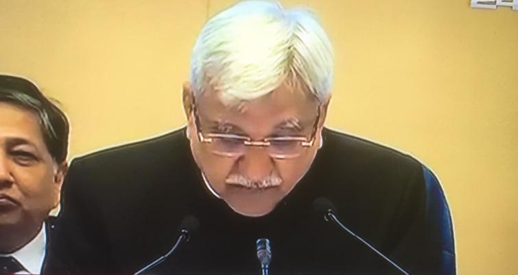 No Assembly elections in J& K for now: CEC Arora