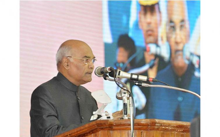 President of India Kovind inaugurates Festival of Innovation and