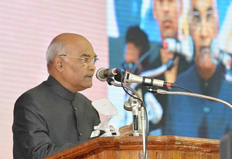 Child rapists shouldn't have provision of mercy plea: President Ram Nath Kovind