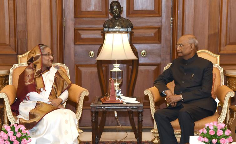 India accords highest priority to its ties with Bangladesh: President Ram Nath Kovind