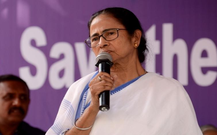 Mamata Banerjee to walk today in Kolkata to raise awareness about water conservation