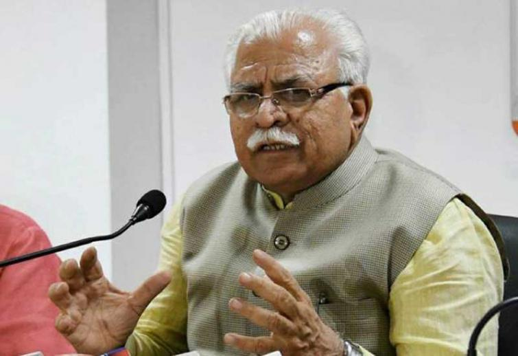 Haryana CM Manohar Lal Khattar to contest from Karnal seat in Assembly polls