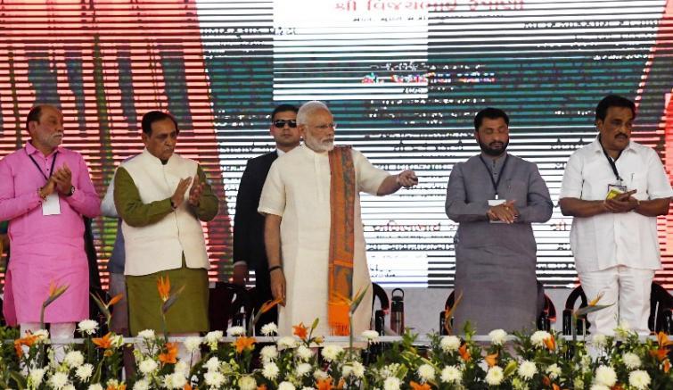 Narendra Modi visits Surat today