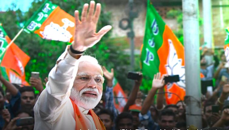 Modi leads NDA to thumping victory in Lok Sabha polls, set to return as PM for second term