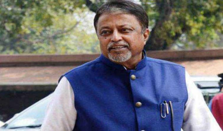 Narada tapes scam: BJP leader Mukul Roy appears before CBI