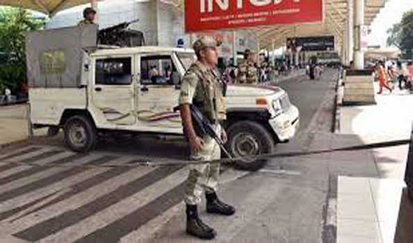 Security tightened at Mumbai airport