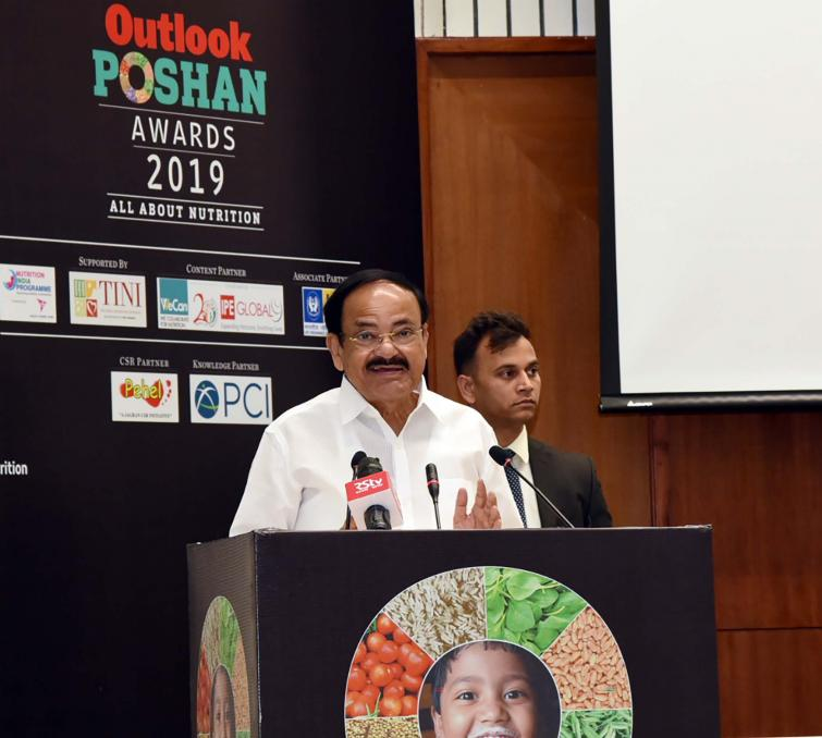Vice President Naidu calls for strengthening library movement