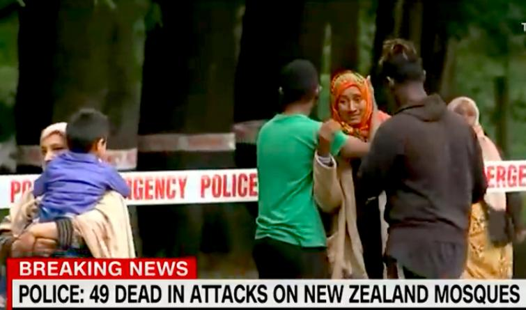 New Zealand Attack Video News: New Zealand Mosques Attacks: Nine Indian-origin People