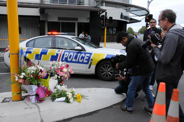 New Zealand Attack Video Photo: Five Indians Among 50 Killed In New Zealand Mosques Attack