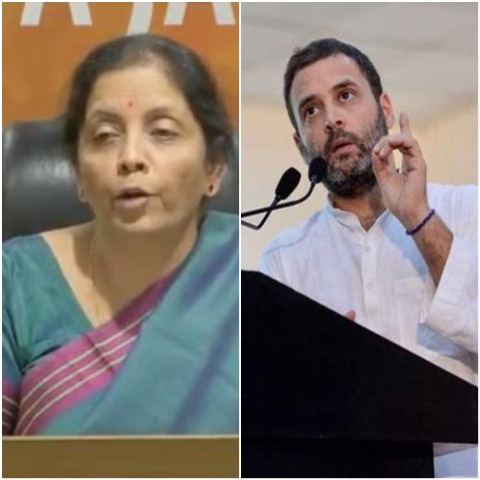Parliament may witness heated debate once again today after Rahul Gandhi-Sitharaman exchange Twitter barbs