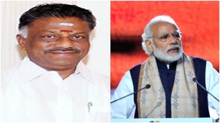 AIADMK-BJP alliance based on Modi's fraternal bond with Jaya: OPS