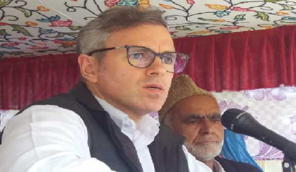 RSS-BJP bigger threat to J&K than Pakistan, alleges Omar Abdullah