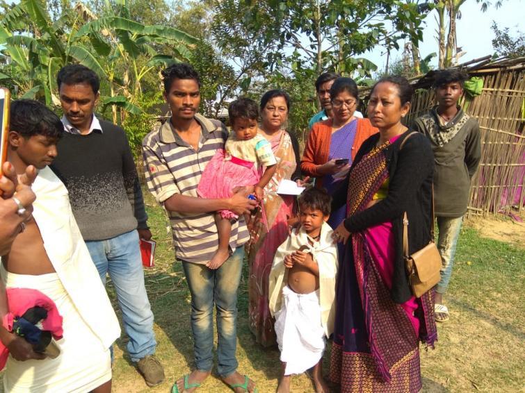 Assam hooch tragedy leaves many children orphaned