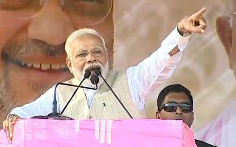 PM Modi did not violate model code of conduct in Wardha speech: EC
