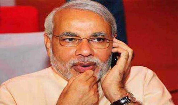 Narendra Modi had offered